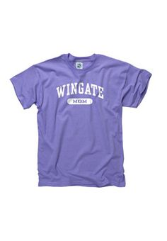 Purple Mom Tee- $12.95.  Order now & ship today! Call 704-233-8025.