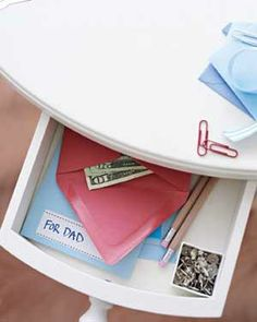 Three easy steps to organizing your junk drawer.