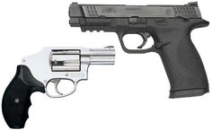 Semi-Auto vs Revolver For Concealed Carry.