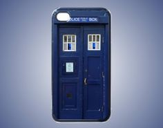 $16 TARDIS Doctor Who iPhone 4 case