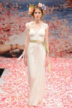 Claire Pettibone's Fall 2013 Bridal Collection