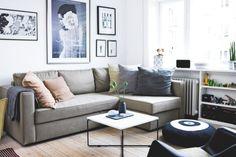 Manstad sofa with ga