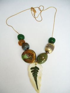 FreeShipping Authentic Necklace With Big by ANATOLIANDESIGN01, $42.90