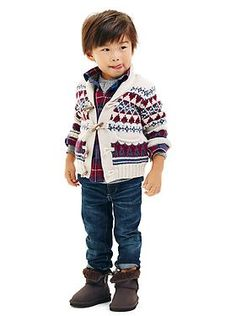 Baby Clothing: Toddler Boy Clothing: Featured Outfits New Arrivals   Gap