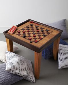 Make your own game table! Get the how-to...