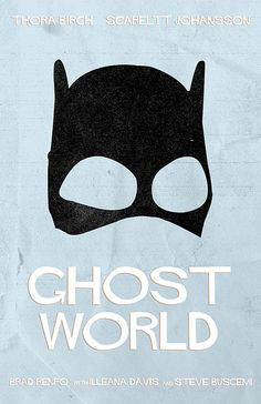 MSCE Day 29 - Ghost World by Bill Pyle, via Flickr