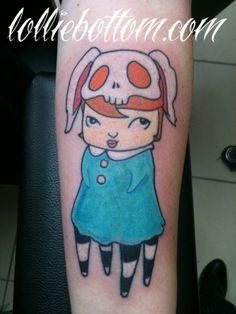 by lollie national award winning tattoo artist  precision body art : tulsa, ok  www.lolliebottom.com