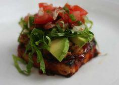 Grilled Mexican Tofu #vegan