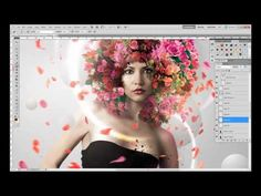 "Photo Manipulation ""Speed painting"" for Advanced Photoshop"
