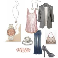 another sweet valentine outfit.