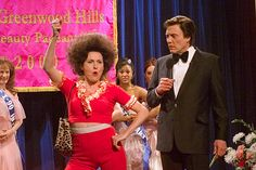 SNL-Molly Shannon as Sally O'Malley --I like to kick, STrettttch, and KICK!