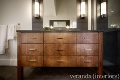 Altadore {3} Master Bath // Veranda Estate Homes & Interiors