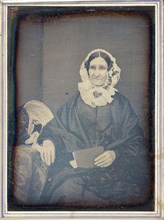 Julia Dearborn Wingate, Portland, ca. 1855.