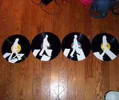 Seatbelt Messenger Bags, Vinyl Record Wall Art, Hand Painted Tees, Camera Straps - PURSES, BAGS, WALLETS