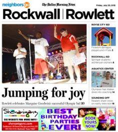 07/20 Know Your Neighbor: Rockwall/Rowlett