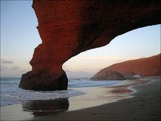 Legzira beach. Morocco. Magical places by Cattay Exclusive