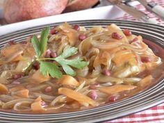 Receta | Solomillo de cerdo con salsa de granada - canalcocina.es