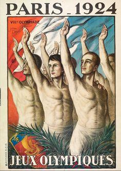 Paris, 1924 Jeux Olympiques