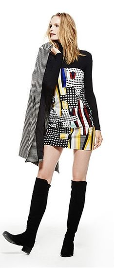 5 #FallTrends to Try Now: '60s in Focus fashion design, boot fall, fall fashion