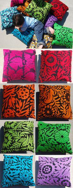 Otomi pillows