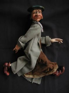 *Tineola Czech Marionettes