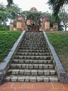 Cham Pa Hindu Temple, Nha Trang