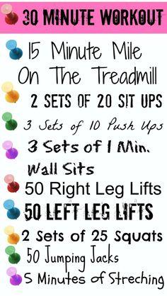 #exercise #tone #behealthy #fit #workit #legs #firmthighs #30minutes #threedaysaweek #itsworthit