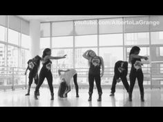 """Beyoncé: """"Move Your Body"""" [Full Workout Routine]  First Lady Michelle Obama and Beyoncé teamed up in 2011 for the Let's Move! campaign against childhood obesity. Here's the complete routine for the """"Get Me Bodied"""" workout (which is so much fun that you forget you're exercising). Do this 4 times in a row and watch the SWEAT pour! Turn up your speakers and move your body! dance routine, workout routin"""