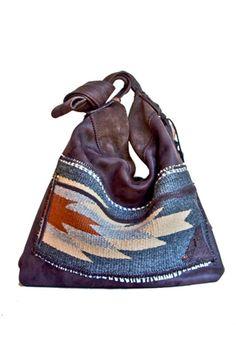 T. Smith Knowles Vintage Mali Bogolanfini Bag » Santa Fe Dry Goods