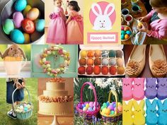 {Happy Easter} By The Perfect Palette -- see more at LuxeFinds.com