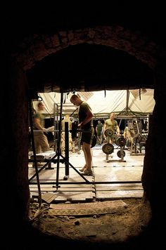 Does this look like your gym?   (U.S. Marine Corps photo by Cpl. Alejandro Pena)