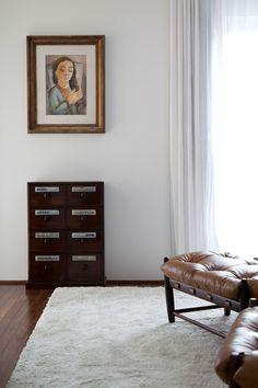 Apartment On Oscar Freire Str. in São Paulo by Felipe Hess   Yatzer