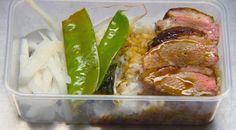 Crispy skin duck with sticky soy sauce and pickled daikon | MasterChef Australia #MasterChefRecipes