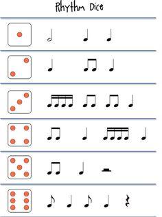 Beths Music Notes: Rhythm games