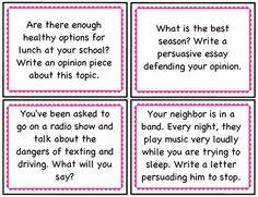 persuasive essay grade 5 writing unit 3 oakland schools
