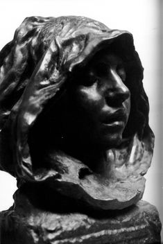 Camille Claudel: The Prayer (Psalm) 1889