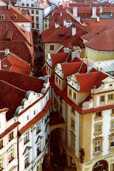 Czech Republic - Prague - Old Town (by Darrell Godliman)