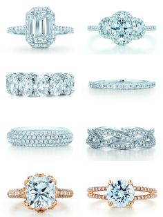 Diamond rings!