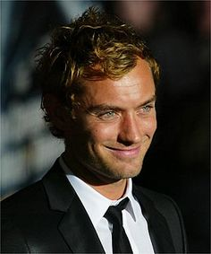 Jude Law. After seeing him in The Holiday I was smitten.