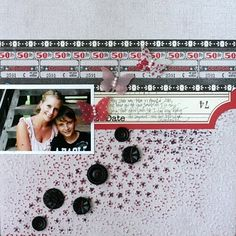 Another Core'dinations layout by Jenni!