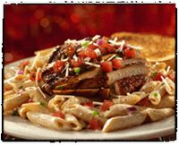 On the back burner: Chili's Cajun Chicken Pasta