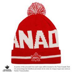 Roots - Canada Pom Pom Toque 2