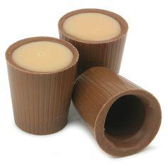 Kernow Chocolate Shot Cups 0.5oz / 15ml