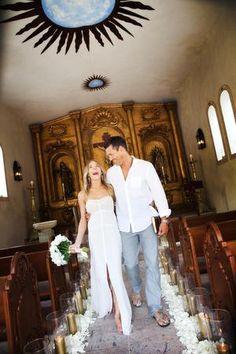LeAnn Rimes and husband Eddie Cibrian after renewing their wedding vows. See more wedding photos here >> http://www.gactv.com/gac/ar_artists_a-z/article/0,3028,GAC_26071_6050919_56,00.html