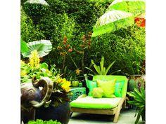 Tropical patio - Home and Garden Design Idea's