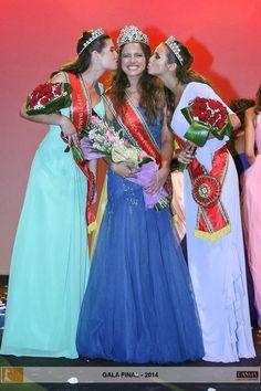 Zita Oliveira Crowned Miss World Portugal 2015