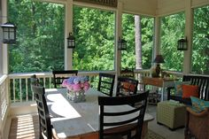 Imparting Grace: DIY Projects  BUY CARRIAGE LANTERNS AND NAIL TO COLUMNS PATIO DECOR DECK DECOR