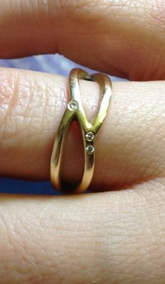 """Monique Pean """"Infinity Ring"""" worn by Olivia Pope in Scandal Episode 312 """"We Do Not Touch the First Ladies"""""""