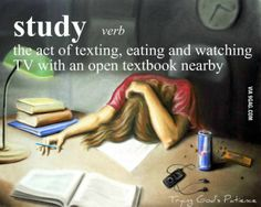 The Definition of Study