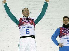 Men's freestyle skii